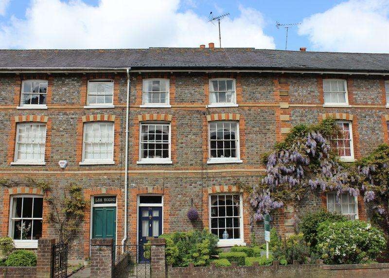 5 Bedrooms Terraced House for sale in Newbury Street, Wantage