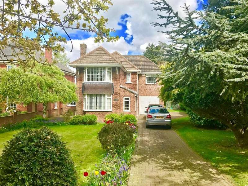 3 Bedrooms Detached House for sale in Humberston Avenue, Humberston, Grimsby