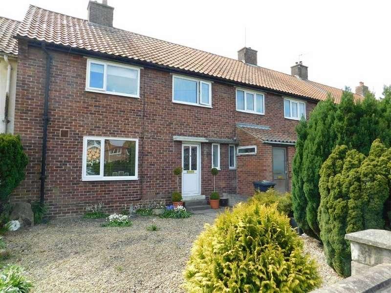 3 Bedrooms Terraced House for sale in Oak Road, Ripon
