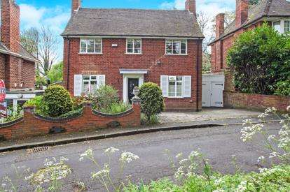 4 Bedrooms Detached House for sale in Hamstead Hill, Handsworth Wood, Birmingham, West Midlands