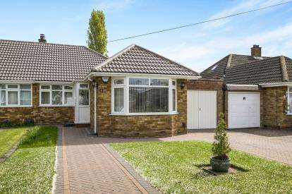 2 Bedrooms Bungalow for sale in Whitehouse Crescent, Sutton Coldfield, West Midlands