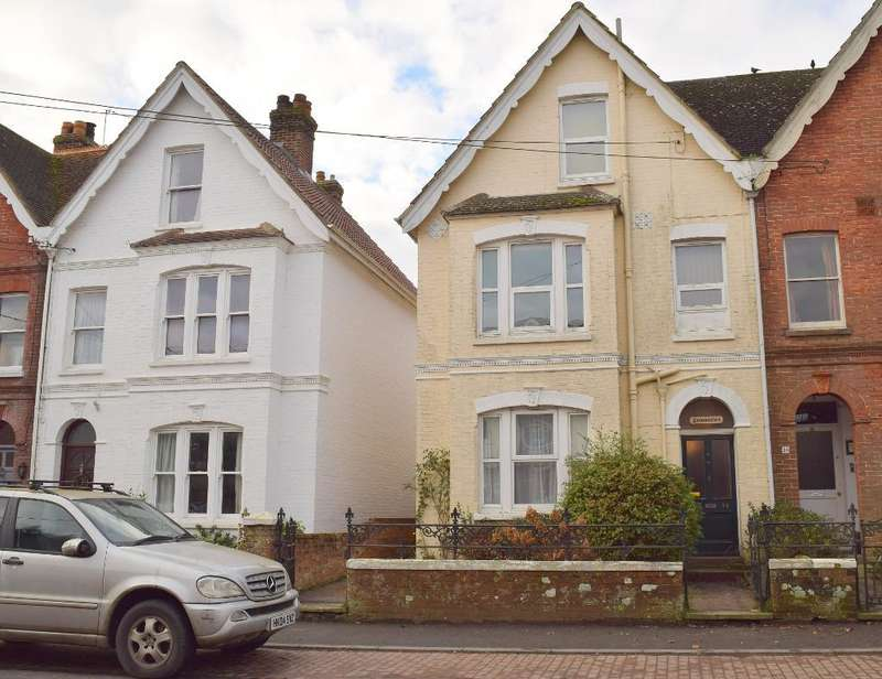 5 Bedrooms Semi Detached House for sale in Foreland Road, Bembridge, Isle of Wight, PO35 5XW