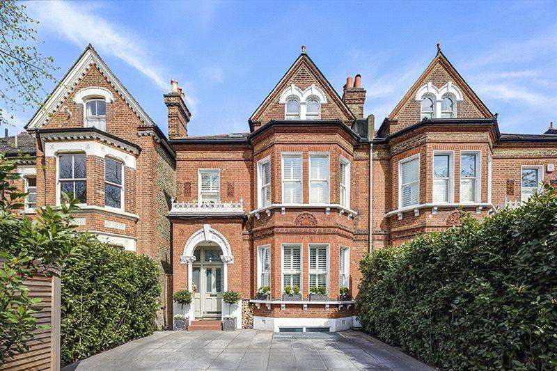 6 Bedrooms Semi Detached House for sale in Trinity Road, Wandsworth, London, SW18
