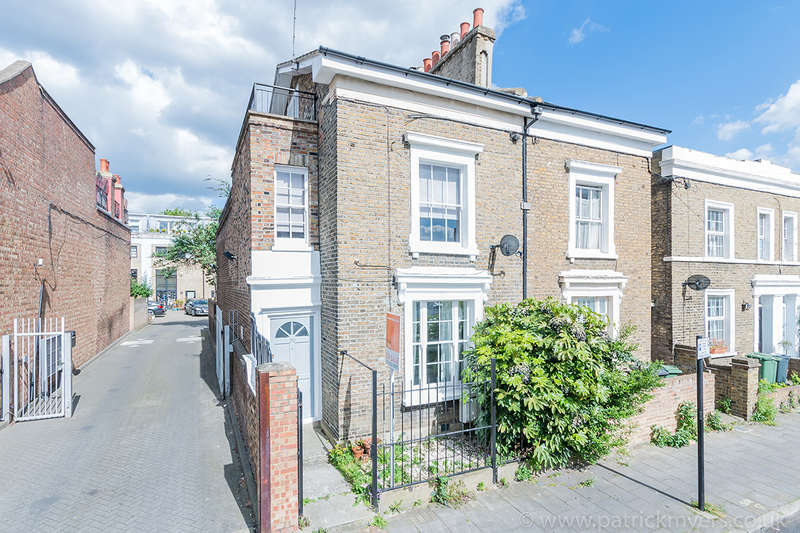 4 Bedrooms End Of Terrace House for sale in Kenbury Street, Camberwell, SE5