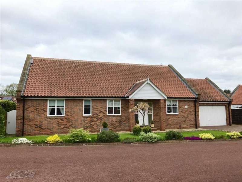 4 Bedrooms Detached Bungalow for sale in Thornton Vale, Thornton, Middlesbrough