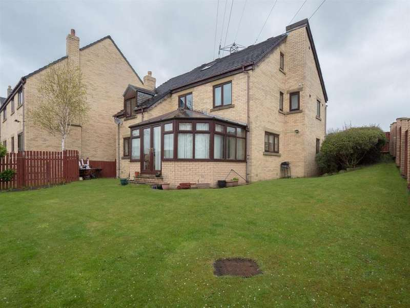 5 Bedrooms Detached House for sale in Poplars Park Road, Bradford, BD2 1LG