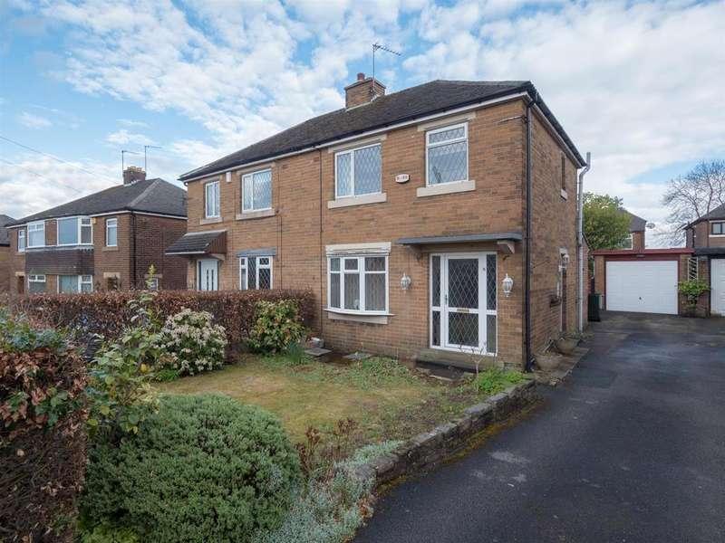 3 Bedrooms Semi Detached House for sale in Moorside Gardens, Bradford, BD2 3RE