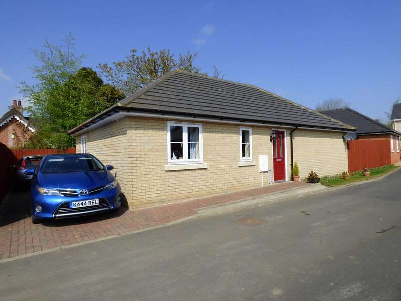 3 Bedrooms Detached Bungalow for sale in Cordys Meadow, Worlingworth