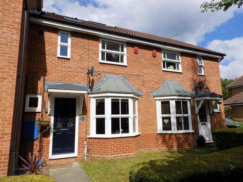 3 Bedrooms Terraced House for sale in Elgar Way, Horsham