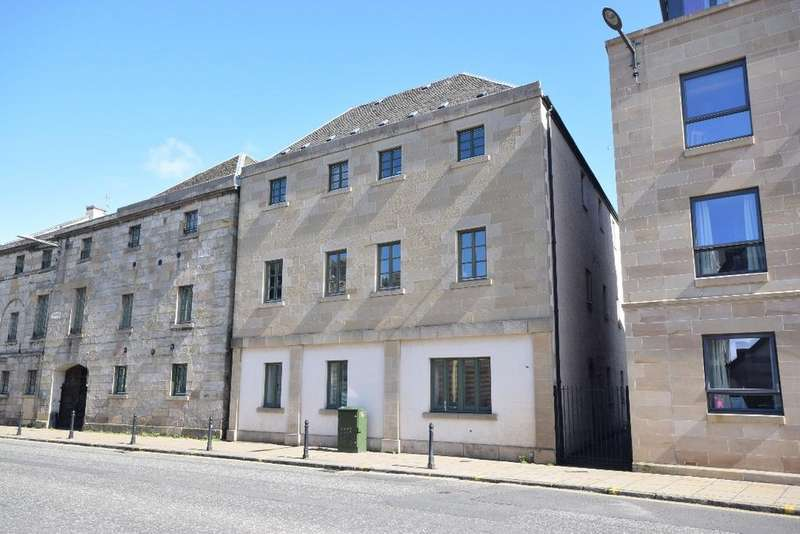 2 Bedrooms Apartment Flat for sale in Great Junction Street, Flat 2, Leith, Edinburgh, EH6 5LD