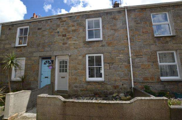 3 Bedrooms Terraced House for sale in Florence Place, Newlyn, Penzance, Cornwall