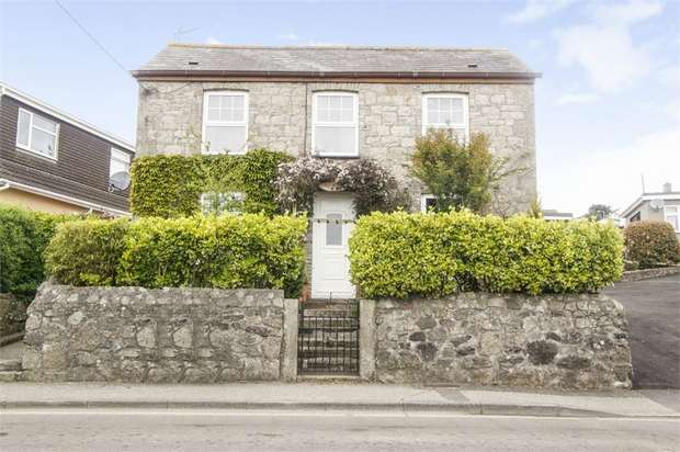 3 Bedrooms Detached House for sale in Tregonissey Road, St Austell, Cornwall