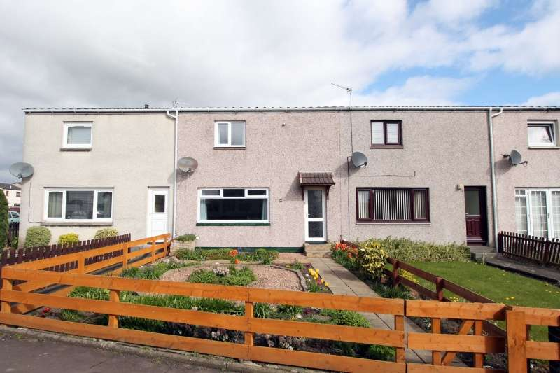 2 Bedrooms Villa House for sale in Spencerfield Road, Inverkeithing, Fife, KY11 1PG