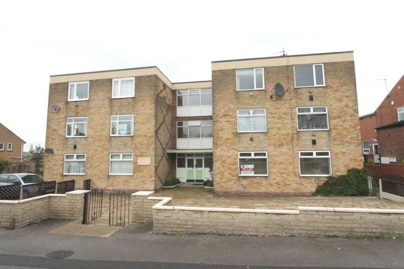 2 Bedrooms Ground Flat for sale in 1 Regent Court, off Huddersfield Road, Barnsley, S75 1AJ