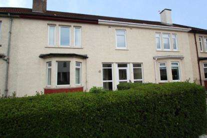 3 Bedrooms Terraced House for sale in Menzies Drive, Glasgow