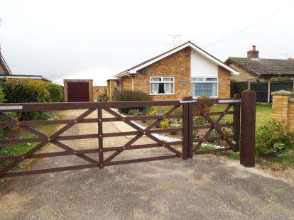 2 Bedrooms Bungalow for sale in Wretton, King's Lynn, Norfolk