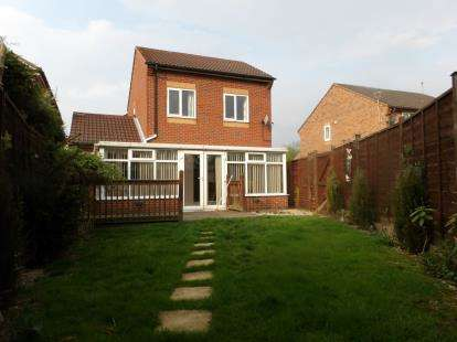 3 Bedrooms Detached House for sale in Albert Road, Coalville
