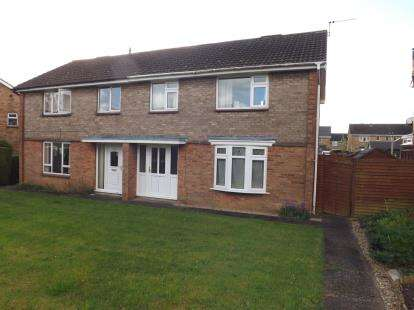 3 Bedrooms Semi Detached House for sale in Blenheim Close, Louth