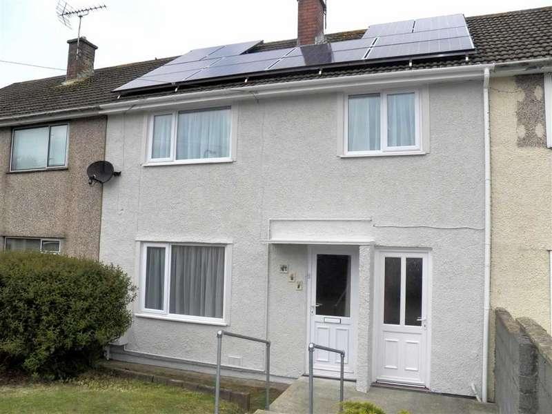 3 Bedrooms Property for sale in Glebelands, Johnston, Haverfordwest