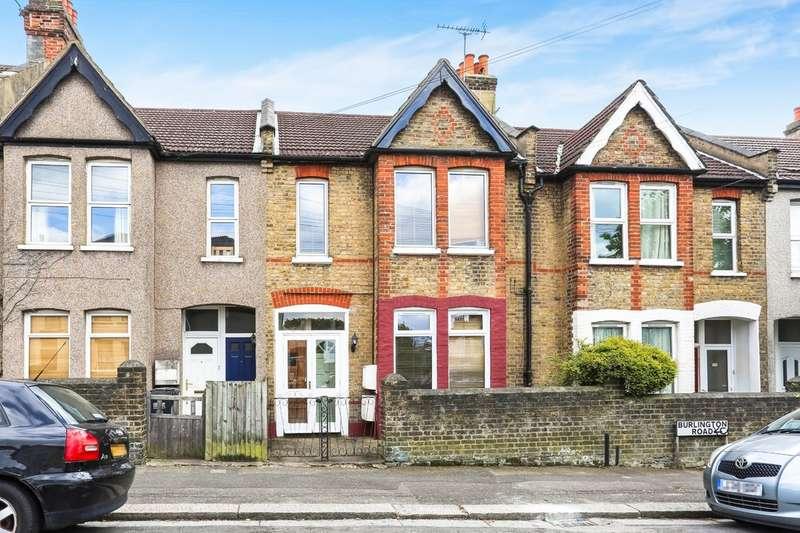 2 Bedrooms Flat for sale in Burlington Road, Thornton Heath