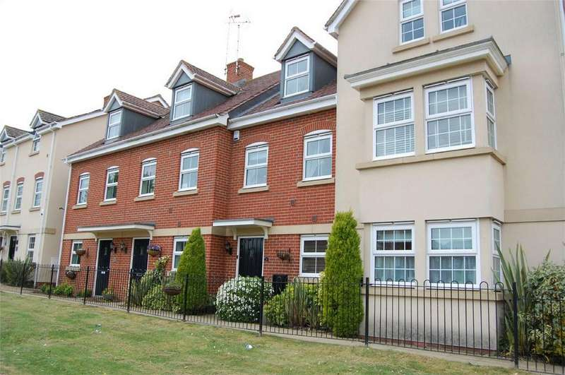 3 Bedrooms Terraced House for sale in Welwyn By Pass Road, WELWYN, Hertfordshire