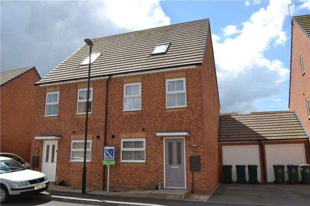 3 Bedrooms Semi Detached House for sale in Walmsley Close, Allesley, Coventry, West Midlands