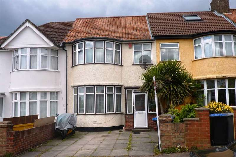 3 Bedrooms Terraced House for sale in Wakemans Hill Avenue, Colindale