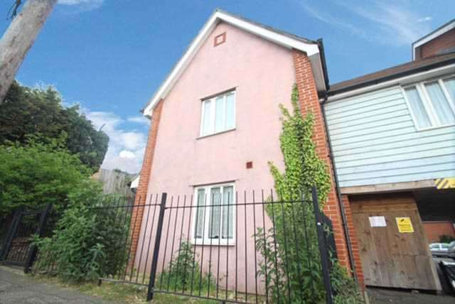 1 Bedroom Maisonette Flat for sale in Portland Place, Shafto Road, Ipswich