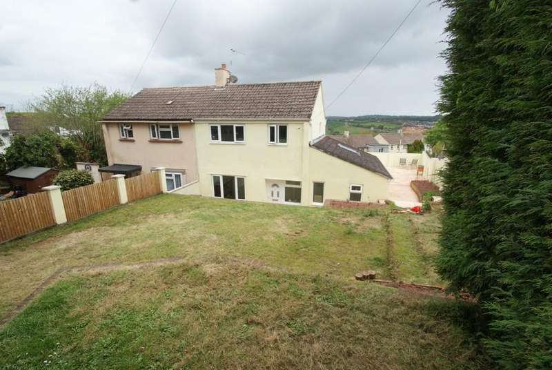 3 Bedrooms Semi Detached House for sale in Meavy Avenue | Shiphay | Torquay
