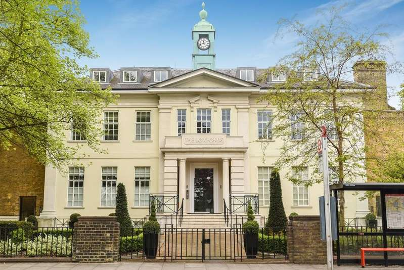 2 Bedrooms Apartment Flat for sale in Loxford House, N5 1GF