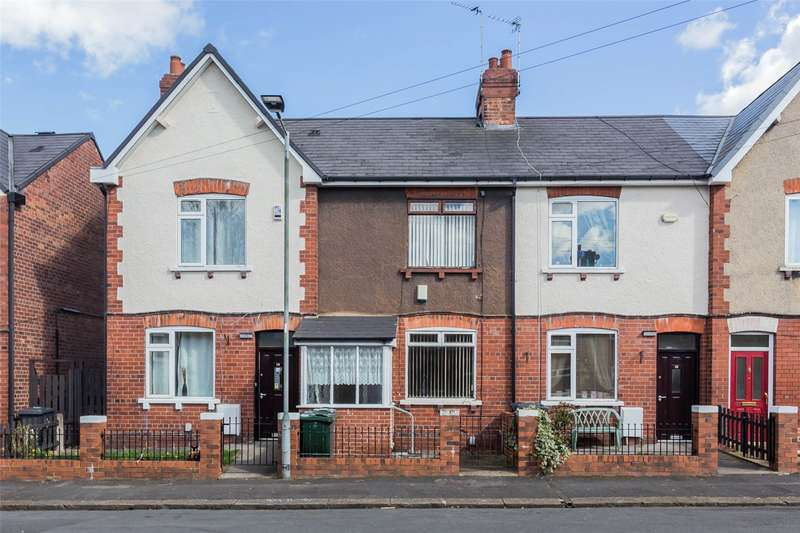 2 Bedrooms Terraced House for sale in Armitage Road, Doncaster, DN4