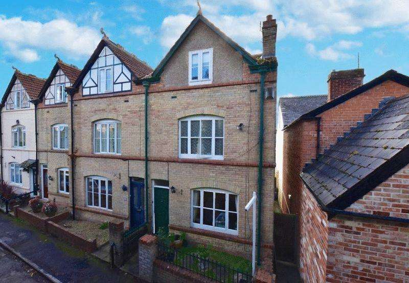 4 Bedrooms Terraced House for sale in Easthams Road, Crewkerne