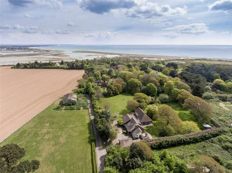 4 Bedrooms Detached House for sale in Rectory Lane, Church Norton, Chichester, West Sussex