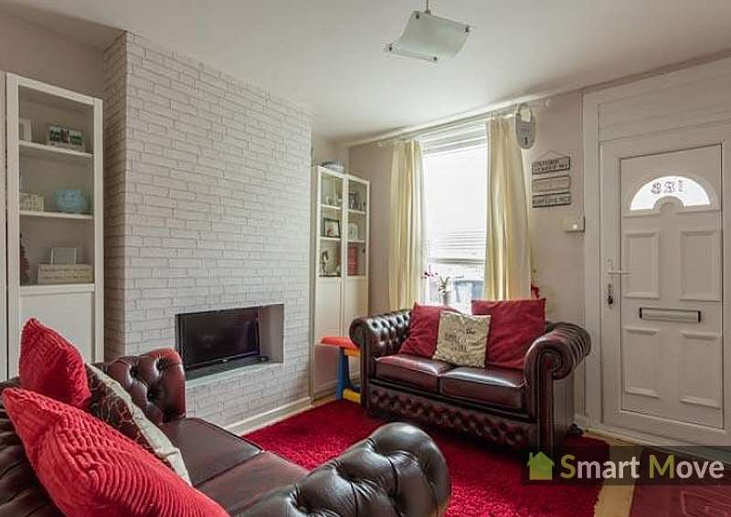 2 Bedrooms Terraced House for sale in St Pauls road, Peterborough, Cambridgeshire. PE1 3DP