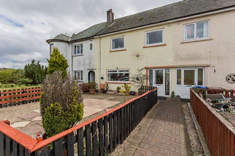 3 Bedrooms Villa House for sale in Meadside Avenue, Kilbarchan, Renfrewshire, PA10 2LB
