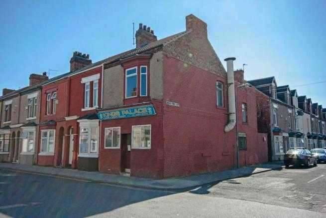2 Bedrooms Commercial Property for sale in Beaumont Road,, North Ormesby, Middlesbrough