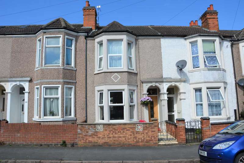 3 Bedrooms Terraced House for sale in Claremont Road, Town Centre