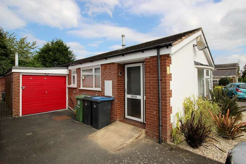 2 Bedrooms Detached Bungalow for sale in Rushbrook Road, Stratford-Upon-Avon