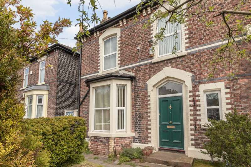 5 Bedrooms Semi Detached House for sale in Walton Breck Road, Liverpool