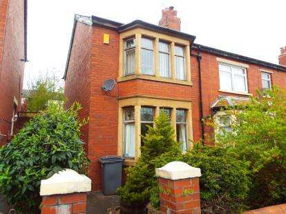2 Bedrooms Semi Detached House for sale in Heathway Avenue, Blackpool, Lancashire, FY3
