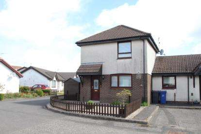 2 Bedrooms End Of Terrace House for sale in Loudon Gardens, Johnstone