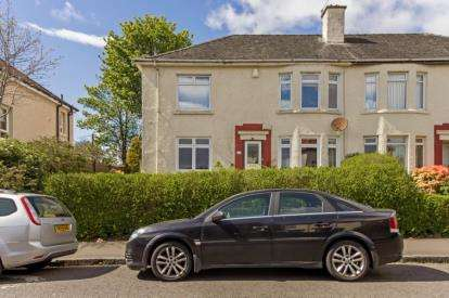 2 Bedrooms Flat for sale in Glanderston Drive, Knightswood