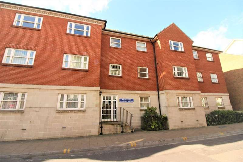 2 Bedrooms Apartment Flat for sale in Lower St Alban Street, Weymouth, Dorset, DT4 8AF