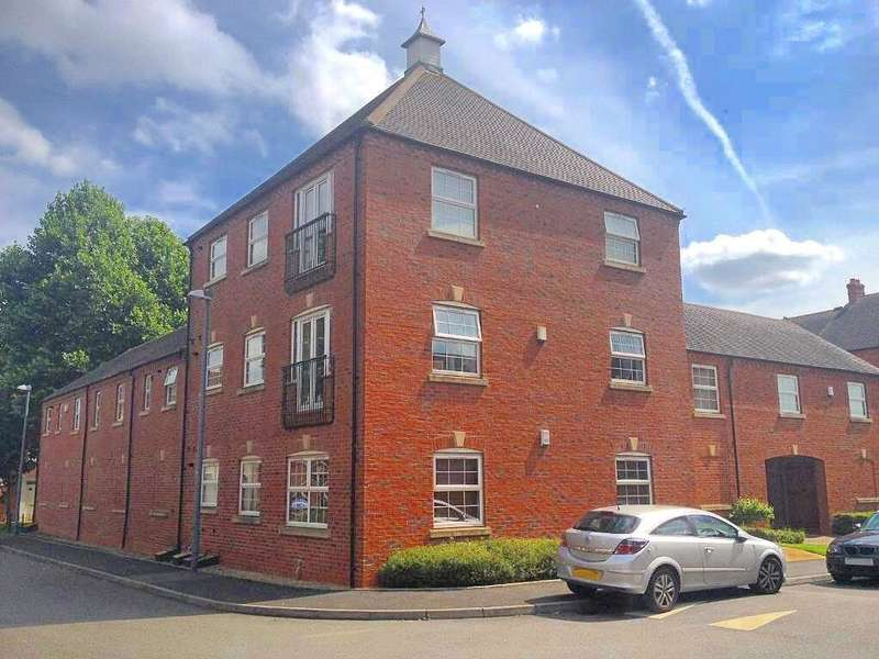 1 Bedroom Flat for sale in DAVID HARMAN DRIVE, WEST BROMWICH, WEST MIDLANDS, B71 3RH