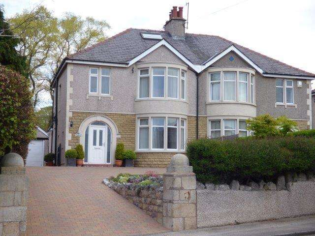 4 Bedrooms Semi Detached House for sale in Torrisholme Road, Lancaster, LA1 2TU