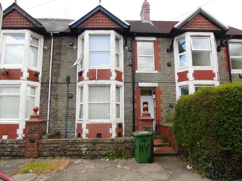 6 Bedrooms Terraced House for sale in Heathfield Villas, Treforest, Pontypridd