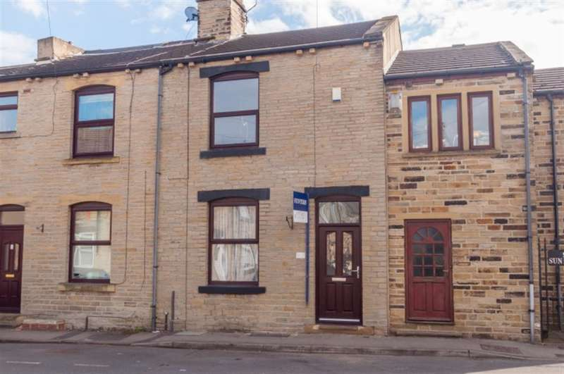 2 Bedrooms Terraced House for sale in Sunfield, Stanningley, LS28