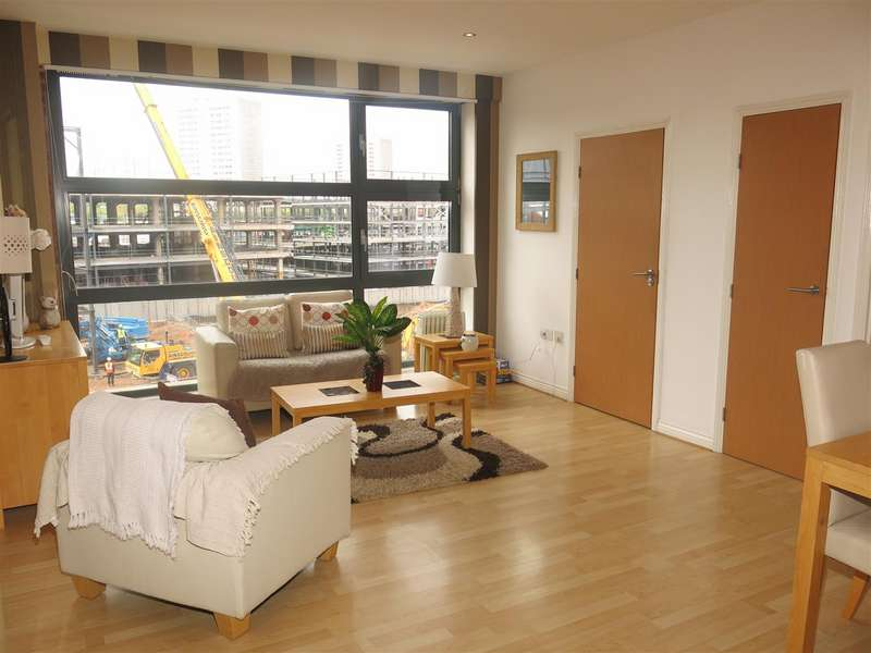 1 Bedroom Property for sale in Boxworks, 35 Tenby Street North, Birmingham