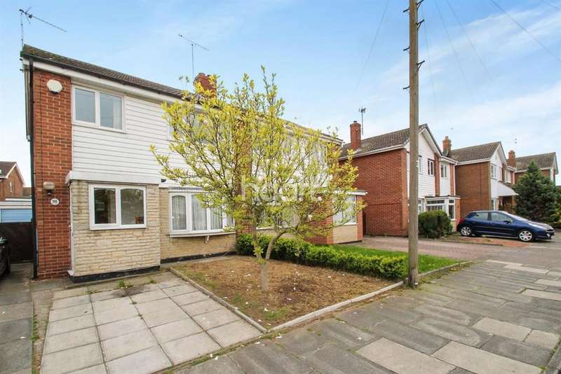 3 Bedrooms Semi Detached House for sale in Cantley Manor Avenue, Cantley