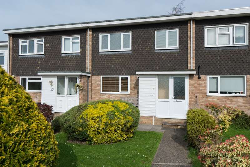 3 Bedrooms Terraced House for sale in The Four Tubs, Bushey, Hertfordshire, WD23